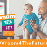 VROOM WEEK – FATHER & SON INSIDE HOME